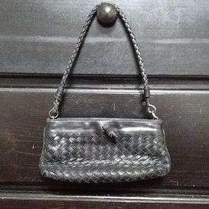 Authentic Bottega Veneta Pouchette Bag
